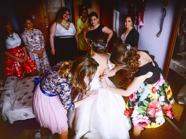 La boda de Saul y Alma en Jaraiz De La Vera, Cáceres 2