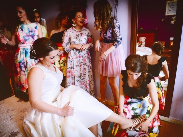 La boda de Saul y Alma en Jaraiz De La Vera, Cáceres 4
