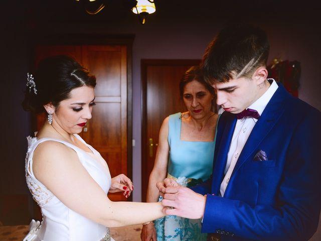 La boda de Saul y Alma en Jaraiz De La Vera, Cáceres 6
