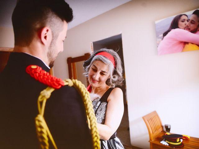 La boda de Saul y Alma en Jaraiz De La Vera, Cáceres 7
