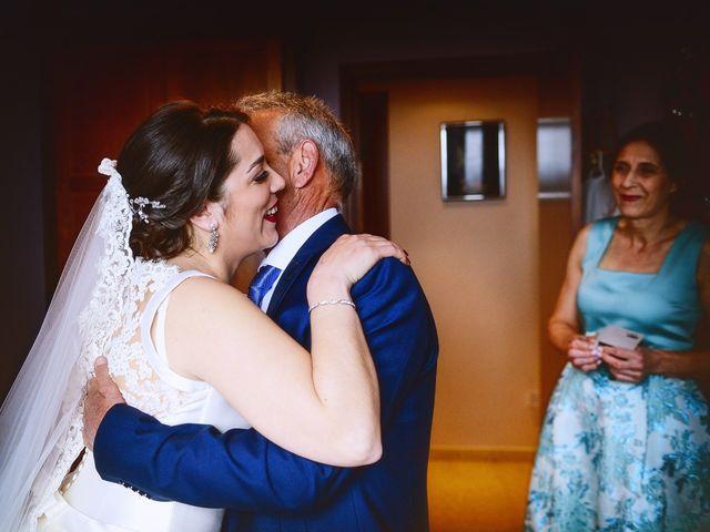 La boda de Saul y Alma en Jaraiz De La Vera, Cáceres 8