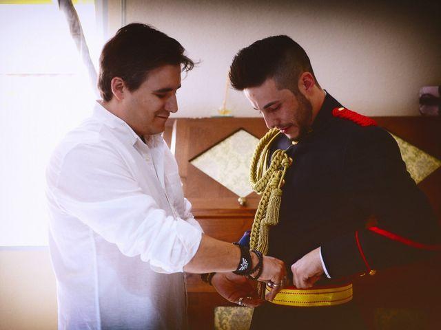La boda de Saul y Alma en Jaraiz De La Vera, Cáceres 9