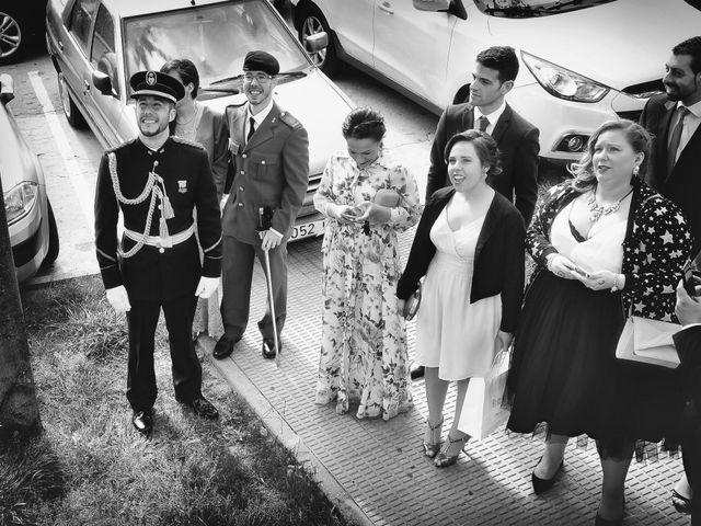 La boda de Saul y Alma en Jaraiz De La Vera, Cáceres 13