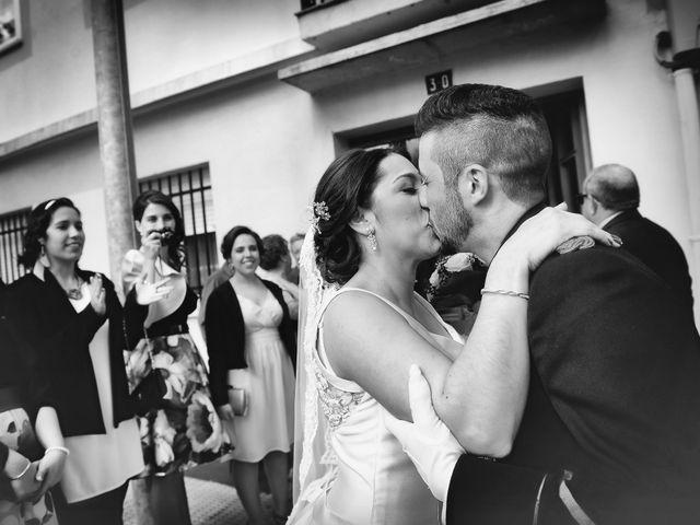 La boda de Saul y Alma en Jaraiz De La Vera, Cáceres 15