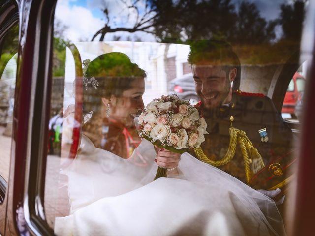 La boda de Saul y Alma en Jaraiz De La Vera, Cáceres 16