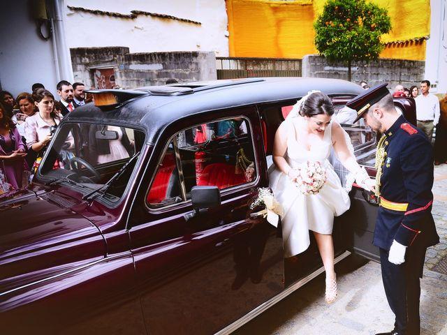 La boda de Saul y Alma en Jaraiz De La Vera, Cáceres 18