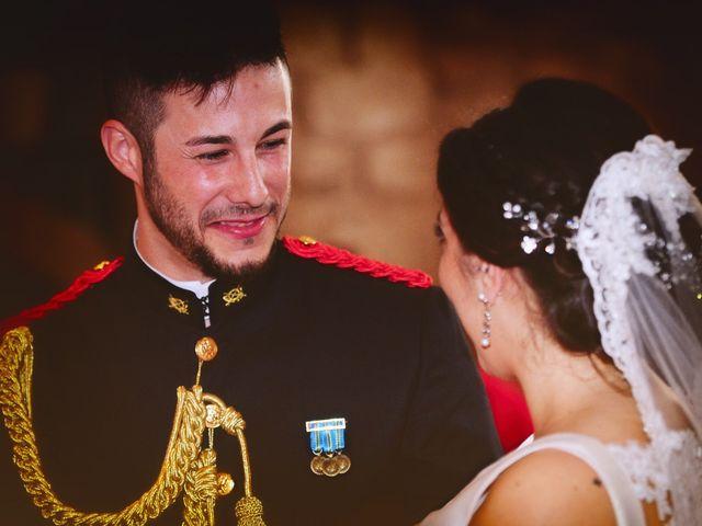 La boda de Saul y Alma en Jaraiz De La Vera, Cáceres 19