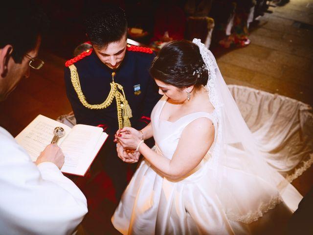 La boda de Saul y Alma en Jaraiz De La Vera, Cáceres 20