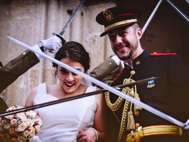 La boda de Saul y Alma en Jaraiz De La Vera, Cáceres 23