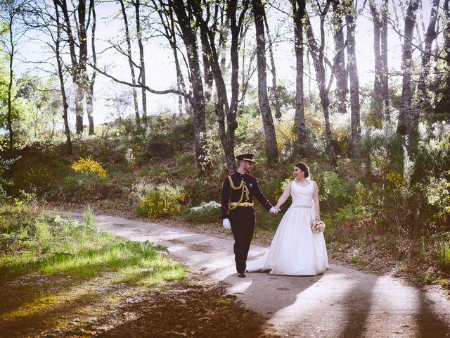 La boda de Saul y Alma en Jaraiz De La Vera, Cáceres 25