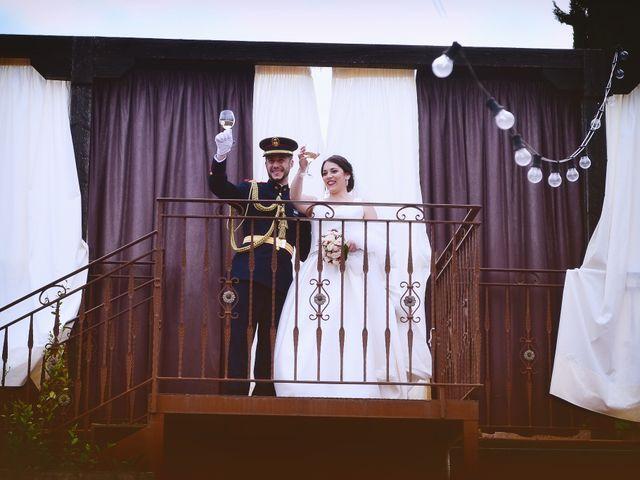 La boda de Saul y Alma en Jaraiz De La Vera, Cáceres 28