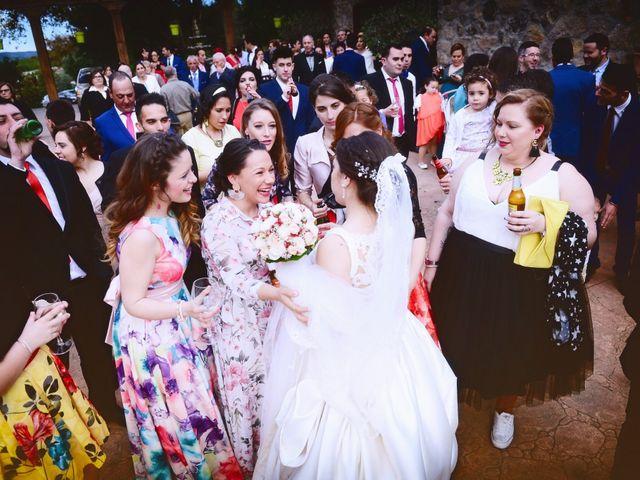 La boda de Saul y Alma en Jaraiz De La Vera, Cáceres 29