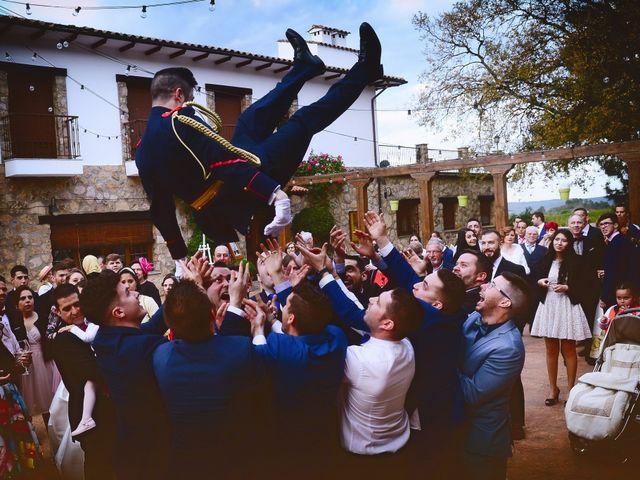 La boda de Saul y Alma en Jaraiz De La Vera, Cáceres 30