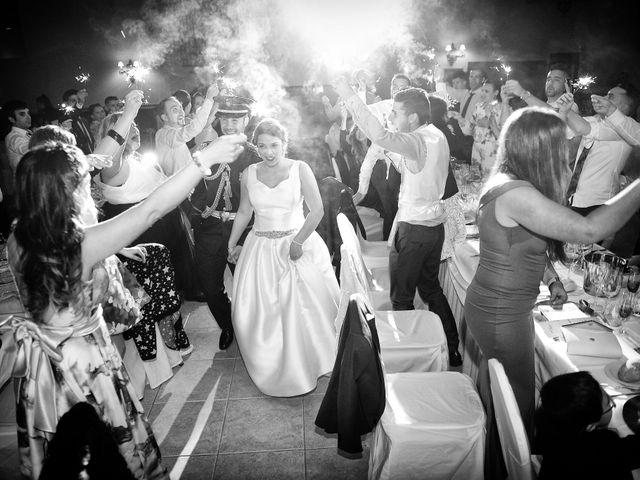 La boda de Saul y Alma en Jaraiz De La Vera, Cáceres 31