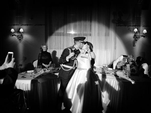 La boda de Saul y Alma en Jaraiz De La Vera, Cáceres 33