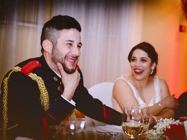 La boda de Saul y Alma en Jaraiz De La Vera, Cáceres 35
