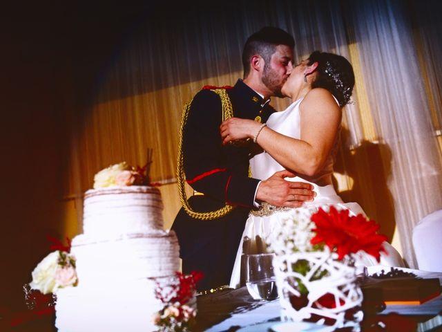 La boda de Saul y Alma en Jaraiz De La Vera, Cáceres 36