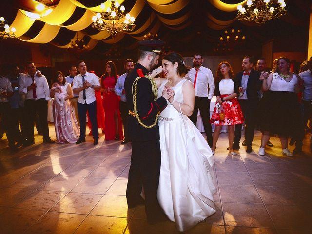 La boda de Saul y Alma en Jaraiz De La Vera, Cáceres 39