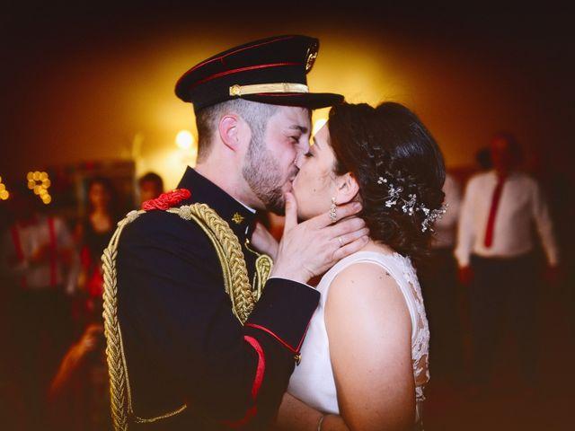 La boda de Saul y Alma en Jaraiz De La Vera, Cáceres 40