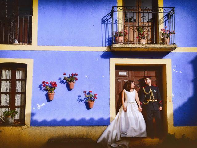 La boda de Saul y Alma en Jaraiz De La Vera, Cáceres 42