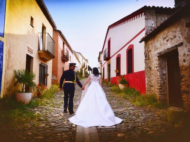 La boda de Saul y Alma en Jaraiz De La Vera, Cáceres 43
