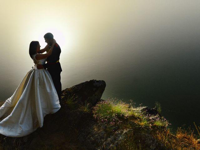 La boda de Saul y Alma en Jaraiz De La Vera, Cáceres 48