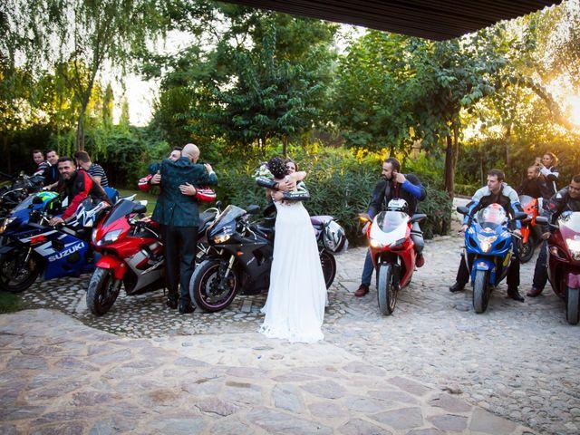 La boda de Jorge y Rocío en Aldea Del Fresno, Madrid 1