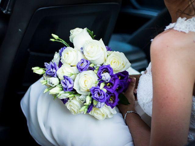 La boda de Jorge y Rocío en Aldea Del Fresno, Madrid 7