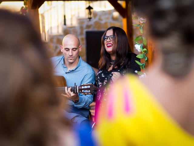 La boda de Jorge y Rocío en Aldea Del Fresno, Madrid 8