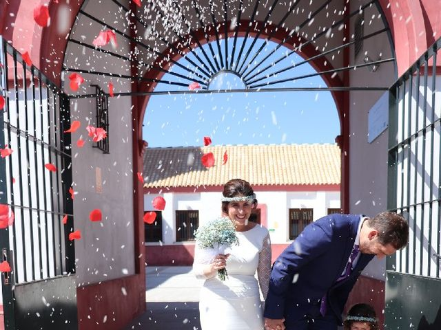La boda de Mateo y Ana en San Jose De La Rinconada, Sevilla 2