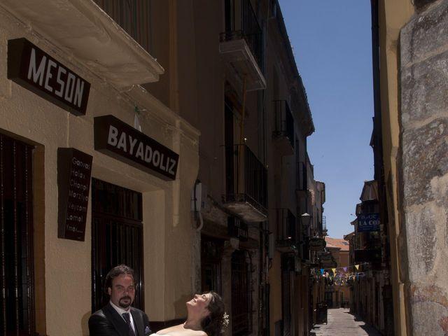 La boda de Patxi y Bea en Zamora, Zamora 4