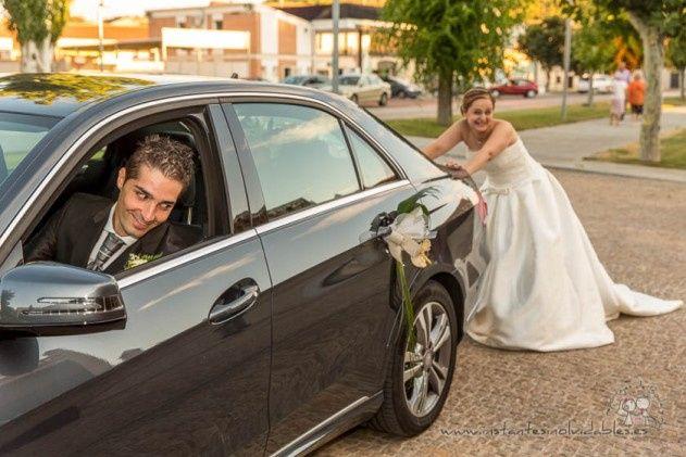 La boda de Sergio y Esther  en Peñafiel, Valladolid 2