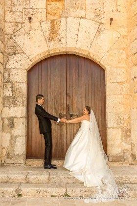 La boda de Sergio y Esther  en Peñafiel, Valladolid 6