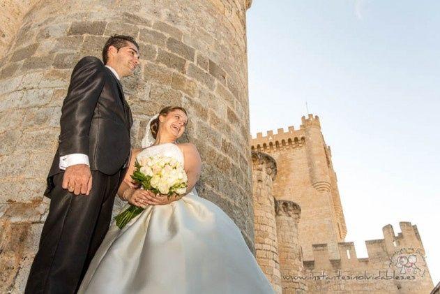 La boda de Sergio y Esther  en Peñafiel, Valladolid 7