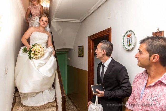 La boda de Sergio y Esther  en Peñafiel, Valladolid 8