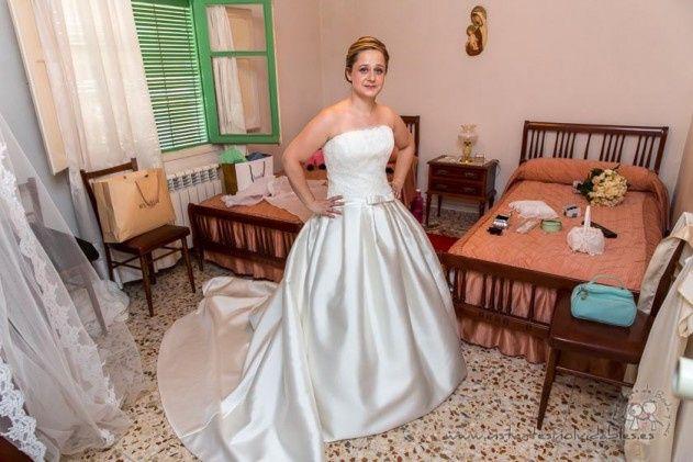 La boda de Sergio y Esther  en Peñafiel, Valladolid 9