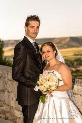 La boda de Sergio y Esther  en Peñafiel, Valladolid 10