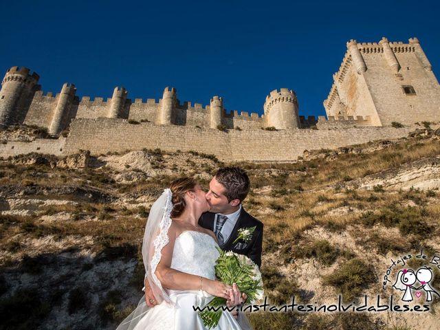 La boda de Sergio y Esther  en Peñafiel, Valladolid 14