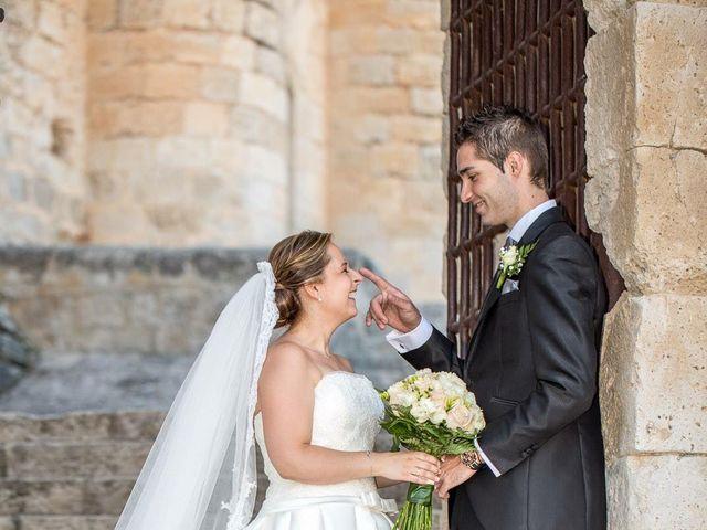 La boda de Sergio y Esther  en Peñafiel, Valladolid 15