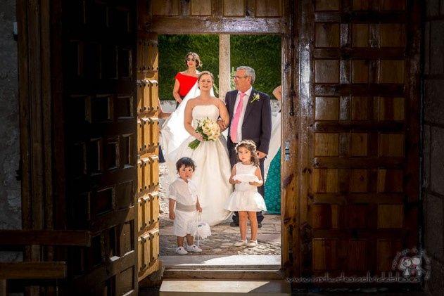 La boda de Sergio y Esther  en Peñafiel, Valladolid 25