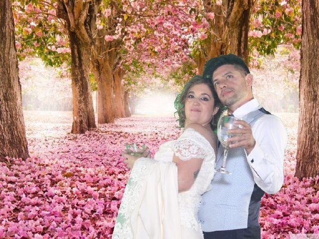 La boda de Antonio y Belén en Granada, Granada 2