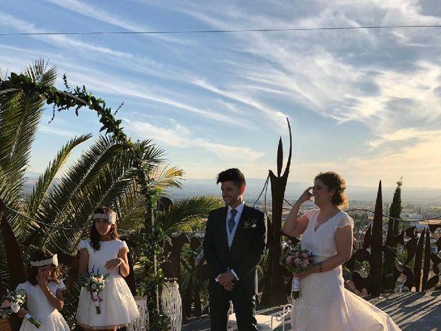La boda de Antonio y Belén en Granada, Granada 4