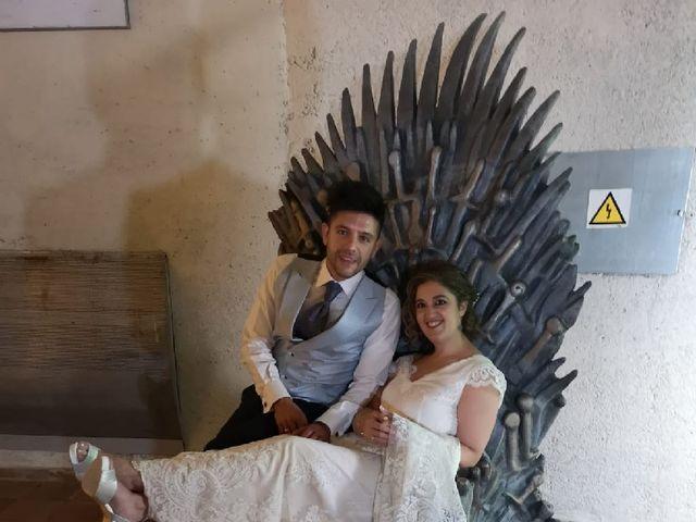 La boda de Antonio y Belén en Granada, Granada 1