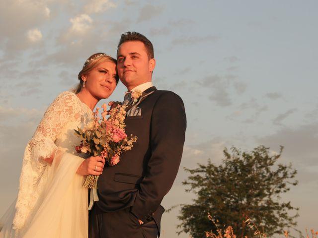 La boda de Jairo y Rocio en La Algaba, Sevilla 7