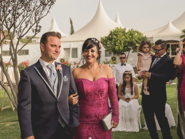 La boda de Jairo y Rocio en La Algaba, Sevilla 10