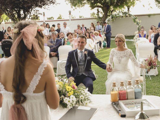 La boda de Jairo y Rocio en La Algaba, Sevilla 14