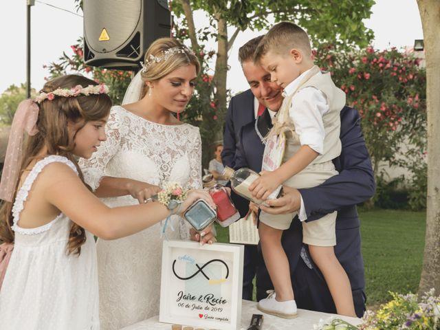 La boda de Jairo y Rocio en La Algaba, Sevilla 20