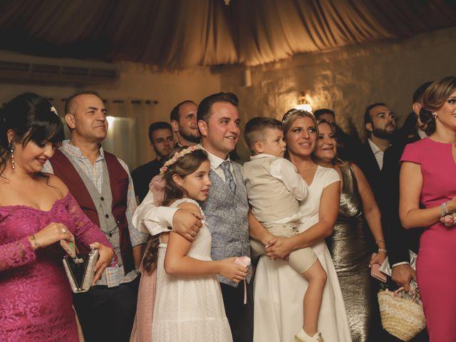 La boda de Jairo y Rocio en La Algaba, Sevilla 22