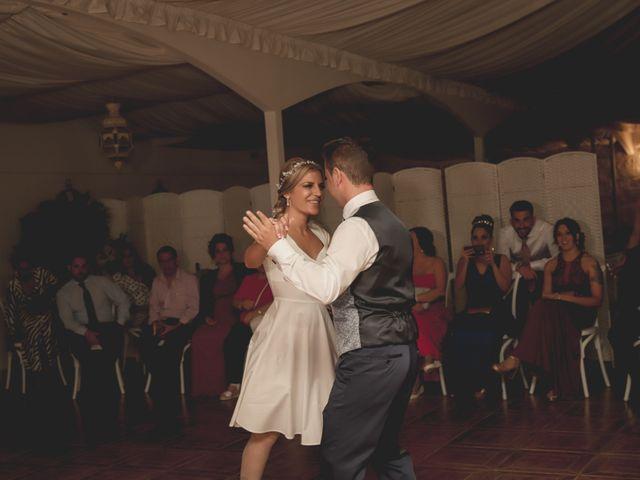 La boda de Jairo y Rocio en La Algaba, Sevilla 34