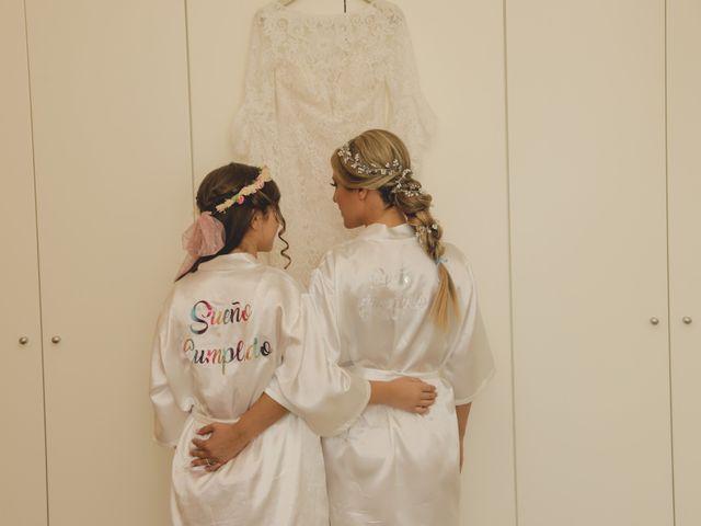 La boda de Jairo y Rocio en La Algaba, Sevilla 40